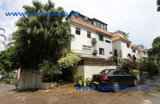 Clearwaterbay Detached seaview decent House SPC717