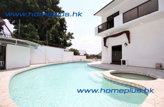 Detached Sea View Private Pool House
