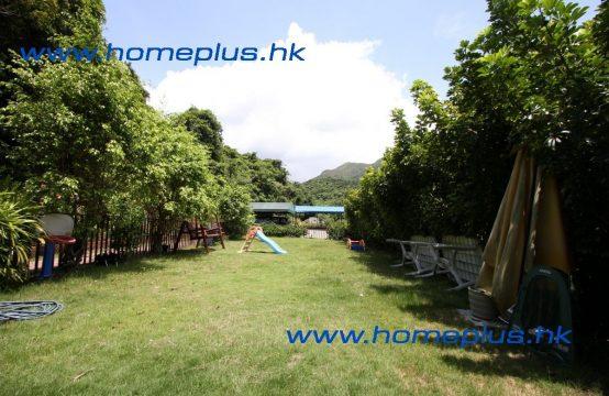 SaiKung twin_flat Village House with garden SPS1057