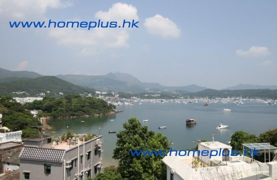 西贡 村屋 半独立 海景单边 花园天台 新颖设计 SPS2023