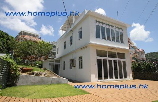 西貢村屋 獨立小全幢 海景 花園雙車 交通方便 SPS1653 盈嘉置業