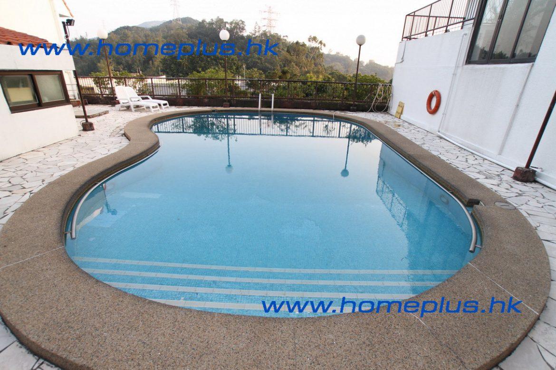 清水灣 飛鵝山 天鵝小築 傳統豪宅 管理泳池 FNS589   盈嘉置業