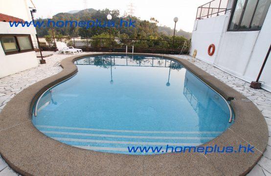 清水灣 飛鵝山 天鵝小築 傳統豪宅 管理泳池 FNS589 | 盈嘉置業