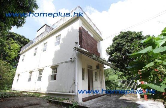 西貢村屋 全獨立 小全幢 西沙海景 SPS1349 | 盈嘉置業