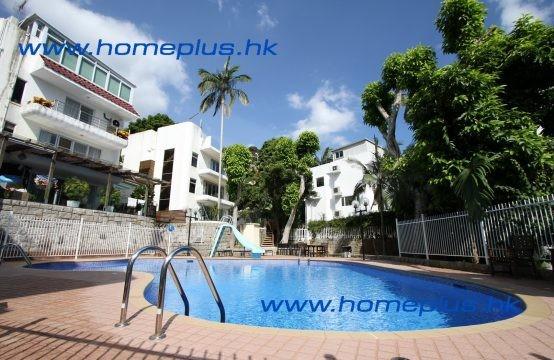西贡村屋 大型屋苑 泳池设施 固定车位 SPS1864