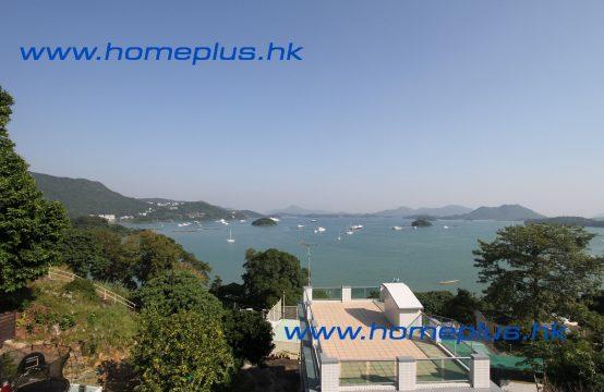 西貢 海景別墅 低密屋苑 私隱度高 花園雙車 SKA1689 | 盈嘉置業