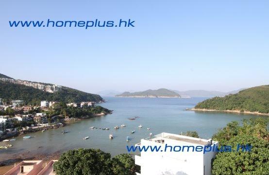 清水灣 蠬蝦灣村屋 半獨立式 海景 花園 SPC2408