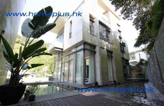 西貢豪宅洋房 御釆河堤 全獨立 私家泳池 海景管理 SKA1251 | 盈嘉置業