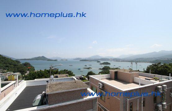 西貢 半獨立村屋 單邊 海景花園 雙車 SPS1286 | 盈嘉置業