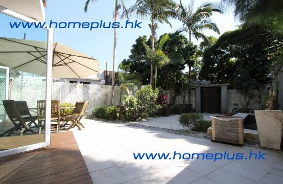 Sai Kung Big_Garden Duplex Village_House SPS2198 HOMEPLUS
