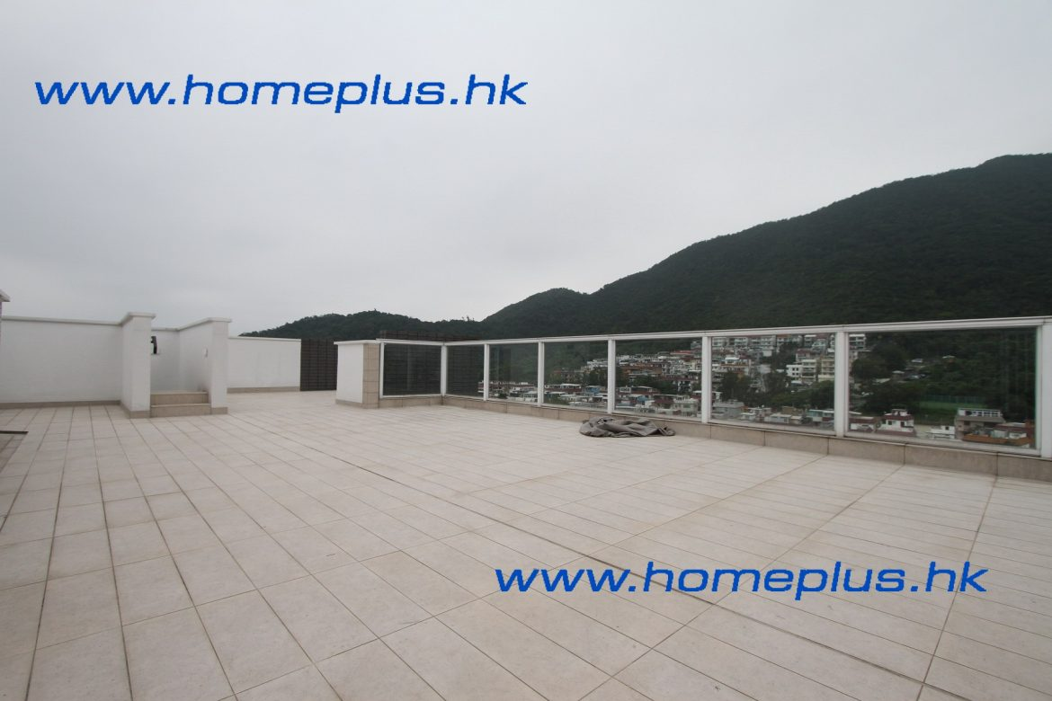 Clearwater Bay Mount Pavilia Roof_Top CWB2342 | HOMEPLUS