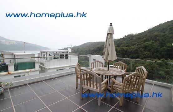 清水灣村屋 全獨立 海景 入契花園 SPC853 | 盈嘉置業
