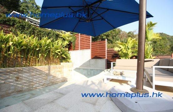 西貢村屋 入契花園 海景 私家泳池 天台雙車 SPS2386 | 盈嘉置業