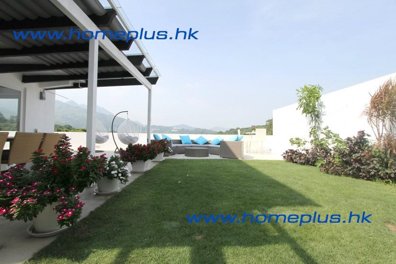 Sai_Kung Hugo_Garden Mountain View Village House SPS883