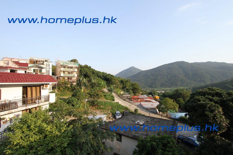 西贡村屋 开扬半山 西式装修 花园天台 固定双车 SPS2421 | 盈嘉置业
