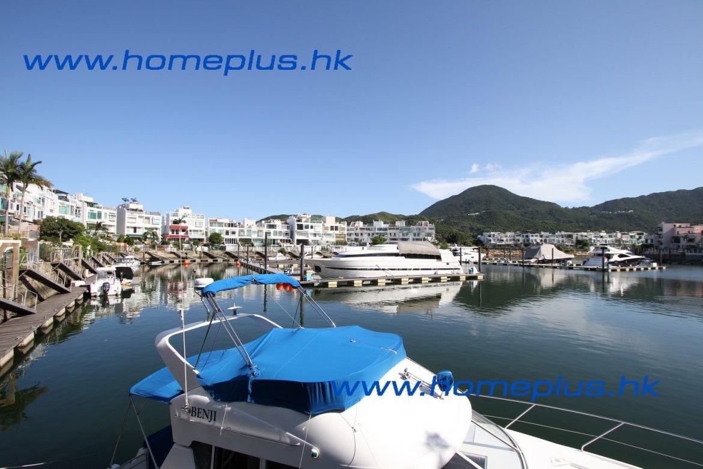 西贡传统豪宅 全游艇景 私家船位 匡湖居 MRC1806 | 盈嘉置业