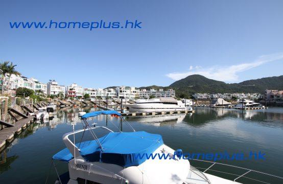 西貢傳統豪宅 全遊艇景 私家船位 匡湖居 MRC1806 | 盈嘉置業