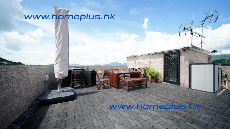 西贡村屋 海景 舒适装修 四房天台 固定双车 SPS871 | 盈嘉置业