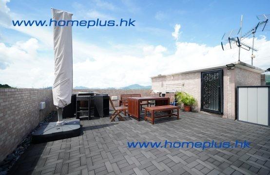 西貢村屋 海景 舒適裝修 四房天台 固定雙車 SPS871 | 盈嘉置業