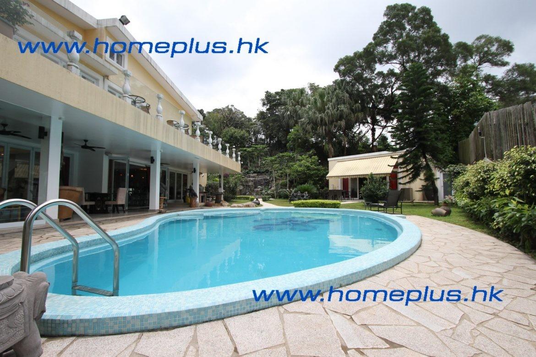 西貢屋地 獨立別墅 尊貴地段 私家泳池 海景大花園 SKA583 | 盈嘉置業